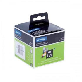 Dymo Labelwriter Labels 3.5 inch Diskette 54x70mm White Ref 99015 S0722440 Pack of 320