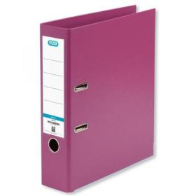 Elba Lever Arch File PP 70mm Spine A4 Pink Ref 100023300 Pack of 10