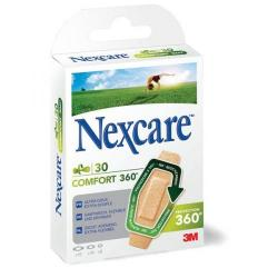 Cheap Stationery Supply of 3M Nexcare Comfort 360 Plasters Pack of 30 N1030ASD03 Office Statationery
