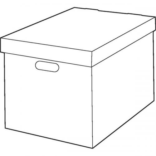 Archive Storage Boxes