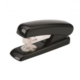 5 Star Value Stapler Half Strip Black