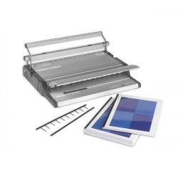 Cheap Stationery Supply of GBC SureBind 500 Office Strip Binder Manual Binds 500 Sheets Punches 25x80gsm A4 4400400 Office Statationery