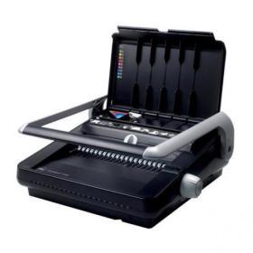 GBC CombBind C340 Office Comb Binding Machine Manual Binds Ref 4400420