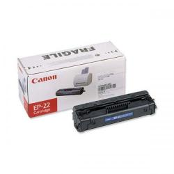 Cheap Stationery Supply of Canon EP-22 (Black) Toner Cartridge (Yield 2,500 Pages) 1550A003 Office Statationery