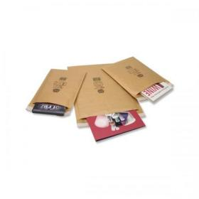Jiffy Airkraft Bubble Bag Envelopes Size 4 Peel and Seal 240x320mm Gold Ref JL-GO-4 Pack of 50