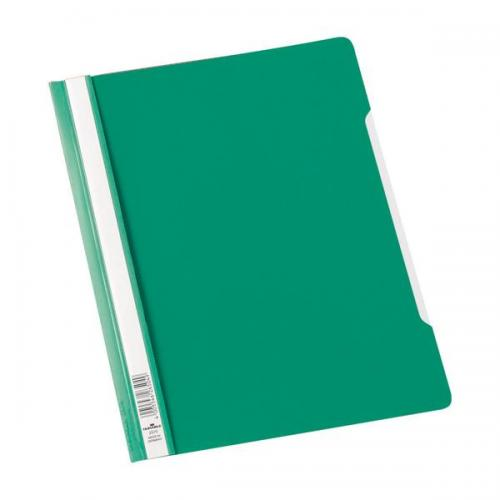 A3 Durable Polyprop Green PP Elasticated Document Folders Quantity Choice....
