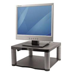 Cheap Stationery Supply of Fellowes Premium Monitor Riser for 21in Capacity 36kg 5 Heights 64-165mm Graphite 9169401 Office Statationery