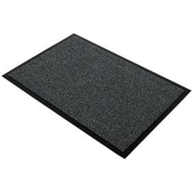 Doortex Advantagemat Door Mat for Dust & Moisture Polypropylene 1200x1800mm Anthracite Ref FC49180DCBWV