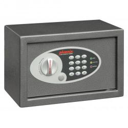 Cheap Stationery Supply of Phoenix Compact Safe Home or Office Electronic Lock 10L Capacity 6kg W310xD200xH200mm SS0801E Office Statationery