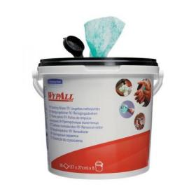 Wypall Kimtuf Hand Cleaning Wipes Bucket Ref 7775 Pack of 90