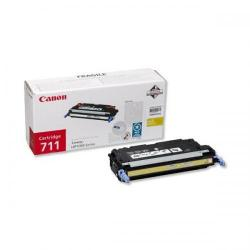 Cheap Stationery Supply of Canon 711 (Yield: 6,000 Pages) Yellow Toner Cartridge 1657B002 Office Statationery