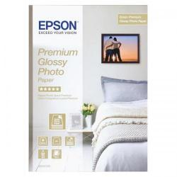 Cheap Stationery Supply of Epson Photo Paper Premium Glossy 255gsm A4 C13S042155 15 Sheets Office Statationery