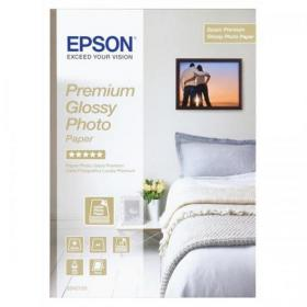 Epson Photo Paper Premium Glossy 255gsm A4 Ref C13S042155 15 Sheets