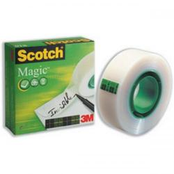 Cheap Stationery Supply of 3M Scotch Magic 810 Tape (25mm x 66m) Invisible Matt - Offer 3 For 2 Jan 2014 8102566-XX Office Statationery