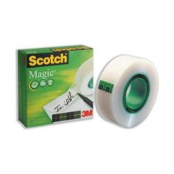 Cheap Stationery Supply of 3M Scotch Magic 810 Tape (25mm x 66m) Invisible Matt - Offer 3 For 2 April 2014 8102566-XXX Office Statationery