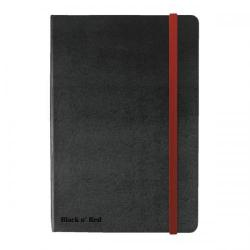 Cheap Stationery Supply of Black n Red (A5) 90g/m2 144 Pages Ruled and Numbered Journal Casebound Notebook (2 For 1 May 2014) 400033673-XXX Office Statationery