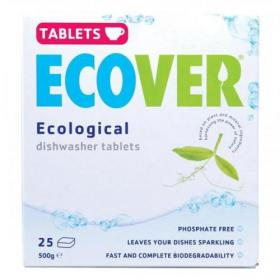 Ecover Dishwasher Tablets Environmentally-friendly Ref 1002089 Pack of 25