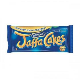 McVities Jaffa Cakes Triple-pack Ref A07052 Pack of 24