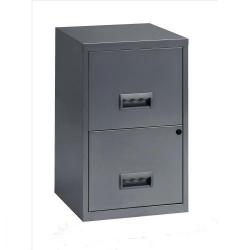 Cheap Stationery Supply of Filing Cabinet Steel 2 Drawer A4 400x400x660mm 595000 Office Statationery
