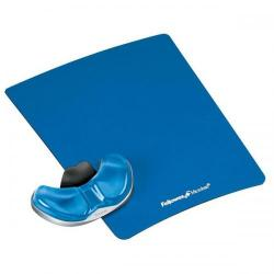 Cheap Stationery Supply of Fellowes 9180601 Palm Support Blue Office Statationery