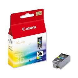 Cheap Stationery Supply of Canon CLI-36 Inkjet Cartridge Page Life 249 pages 12ml Tri-Colour 1511B001 Office Statationery