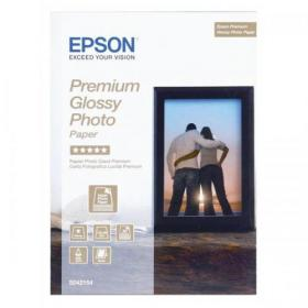 Epson Photo Paper Premium Glossy 255gsm 100x150mm Ref C13S042153 40 Sheets