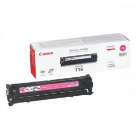 Canon 716M Laser Toner Cartridge Page Life 1500pp Magenta Ref 1978B002