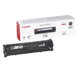 Cheap Stationery Supply of Canon 716BK Laser Toner Cartridge Page Life 2300pp Black 1980B002 Office Statationery