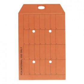 5 Star Office Envelopes Internal Mail Pocket Resealable 120gsm C4 324x229mm Manilla Orange Pack of 250