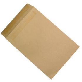 5 Star Office Envelopes FSC Recycled Pocket Self Seal 90gsm 406x305mm Manilla Pack of 250