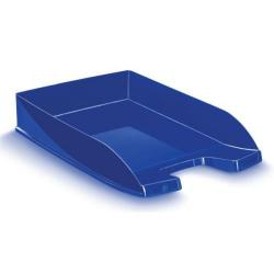Cheap Stationery Supply of 5 Star Elite Letter Tray Self-stacking W260xD345xH64mm 400 Sheets (Blue) 908013 Office Statationery