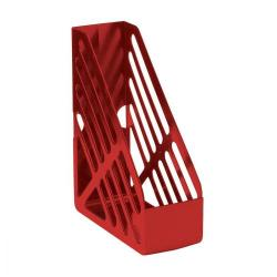 Cheap Stationery Supply of 5 Star Office Magazine Rack File Foolscap Red Office Statationery