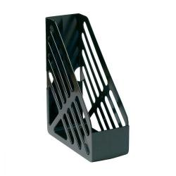 Cheap Stationery Supply of 5 Star Office Magazine Rack File Foolscap Black Office Statationery