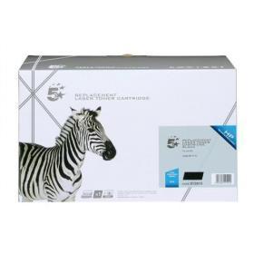 5 Star Office Remanufactured Laser Toner Cartridge Page Life 10,000pp Black HP 61X C8061X Alternative