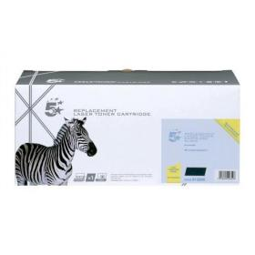 5 Star Office Remanufactured Fax Toner Cartridge Page Life 2500pp Black Samsung SF-5100D3 Alternative