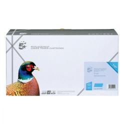 Cheap Stationery Supply of 5 Star Office Remanufactured Laser Toner Cartridge Page Life 8000pp Cyan HP 641A C9721A Alternative Office Statationery
