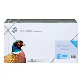 5 Star Office Remanufactured Laser Toner Cartridge Page Life 8000pp Cyan HP 641A C9721A Alternative
