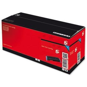 5 Star Office Remanufactured Laser Toner Cartridge Page Life 12000pp Black HP 38A Q1338A Alternative