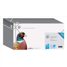 5 Star Office Remanufactured Laser Toner Cartridge Page Life 12000pp Cyan HP 645A C9731A Alternative