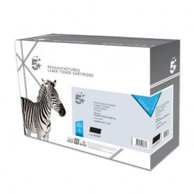 5 Star Office Remanufactured Laser Toner Cartridge Page Life 6000pp Black HP 11A Q6511A Alternative