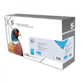 5 Star Office Remanufactured Laser Toner Cartridge Page Life 6000pp Cyan HP 503A Q7581A Alternative