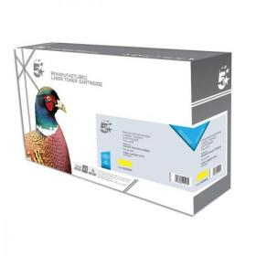 5 Star Office Reman Laser Toner Cartridge Page Life 6000pp Yellow HP No. 503A Q7582A Alternative