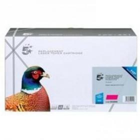 5 Star Office Remanufactured Laser Toner Cartridge Page Life 6000pp Magenta HP 503A Q7583A Alternative