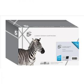 5 Star Office Remanufactured Laser Toner Cartridge HY Page Life 7000pp Black HP 53X Q7553X Alternative