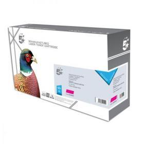 5 Star Office Remanufactured Laser Toner Cartridge 4000pp Magenta HP 502A Q6473A Alternative