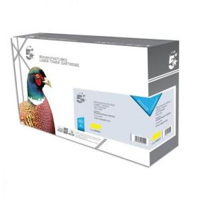 5 Star Office Remanufactured Laser Toner Cartridge Page Life 4000pp Yellow HP 502A Q6472A Alternative