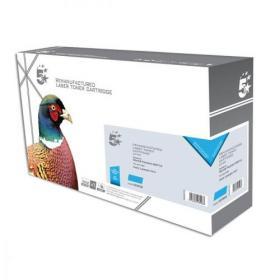 5 Star Office Remanufactured Laser Toner Cartridge 4000pp Cyan HP 502A Q6471A Alternative