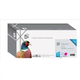 5 Star Office Remanufactured Laser Toner Cartridge Page Life 2000pp Magenta HP 124A Q6003A Alternative