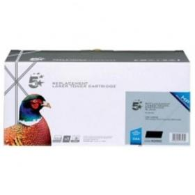5 Star Office Remanufactured Laser Toner Cartridge Page Life 2500pp Black HP 124A Q6000A Alternative
