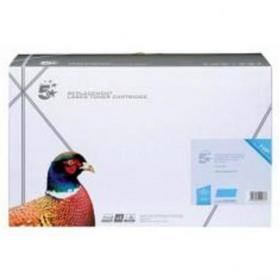 5 Star Office Remanufactured Laser Toner Cartridge Page Life 10,000pp Cyan HP 643A Q5951A Alternative